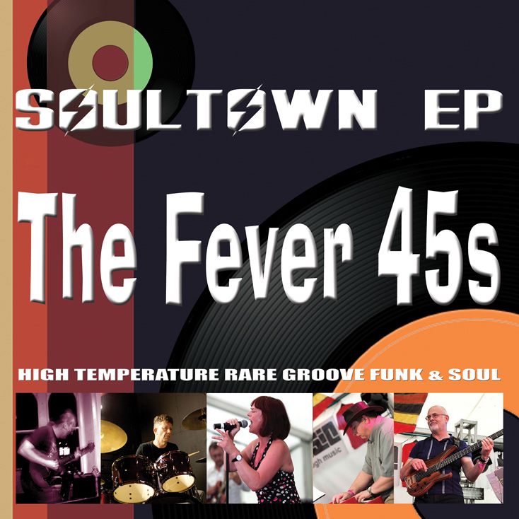 'Soultown EP' by the Fever 45s