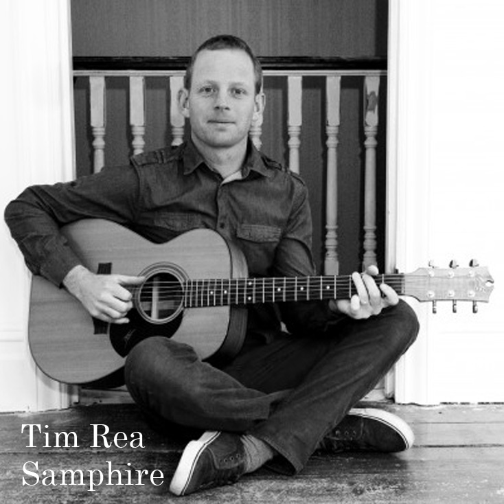 'Samphire EP' by Tim Rea