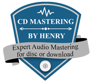 CD Mastering by Henry - Mister Master